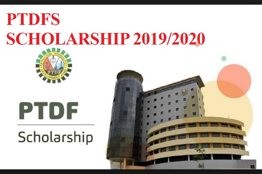 PTDF SCHOLARSHIP 2019/2020 Apply