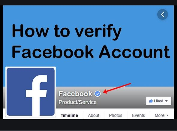 How To Verify Facebook Account 2019