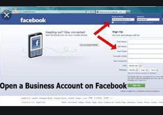 Facebook Business Account Setup