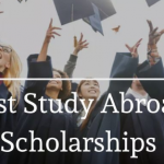 Scholarship to Study Abroad 2020: Application open for 2020