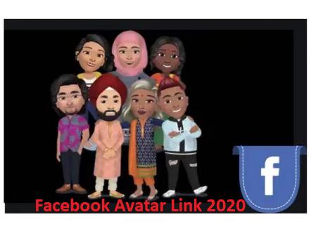Facebook Avatar Link 2020