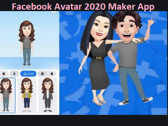 Facebook Avatar 2020 Maker App