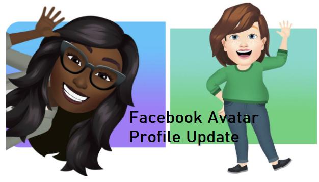 Facebook Avatar Profile Update