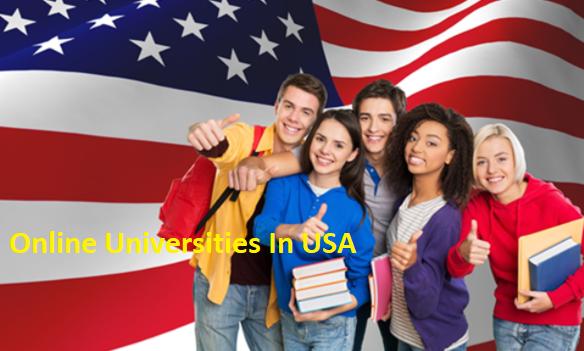 Online Universities In USA