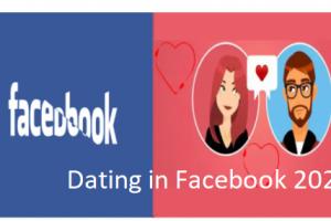 Dating in Facebook 2020