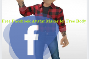 Free Facebook Avatar Maker for Free Body