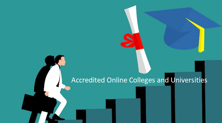 Accredited Online Colleges and Universities