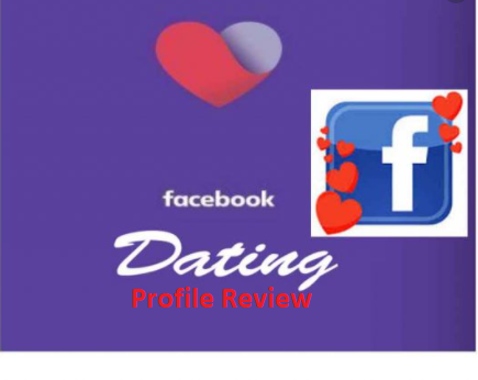 Facebook Dating Profile Review