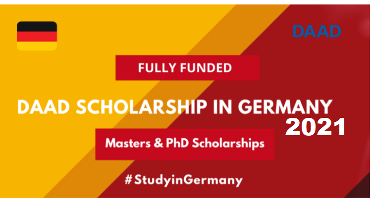 Scholarships in Germany 2021 | Fully Funded