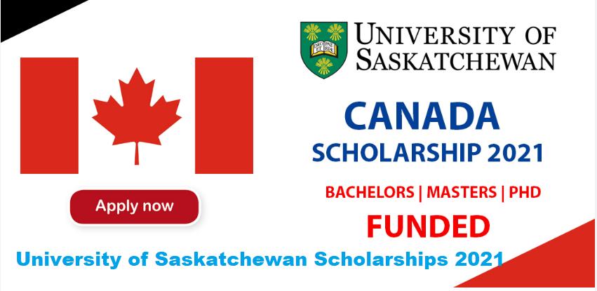 University of Saskatchewan Scholarships 2021