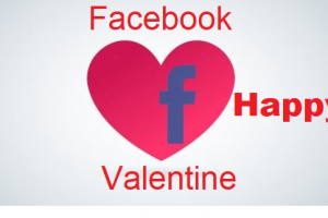 Facebook Happy Valentine