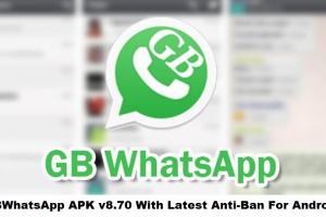 GBWhatsApp APK v8.70 With Latest Anti-Ban For Android
