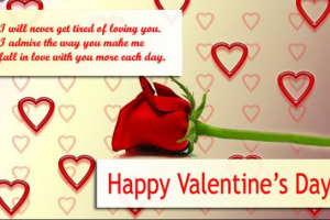 Valentine Day Messages For Girlfriend 2021