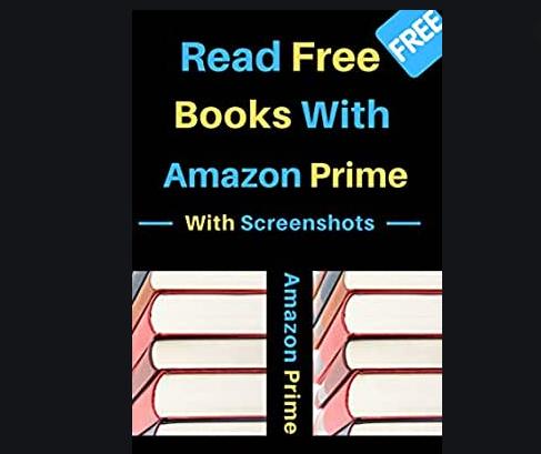 Amazon Kindle Free Books Prime