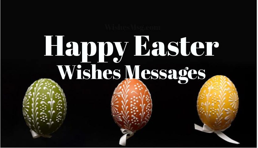 Easter Wishes 2021