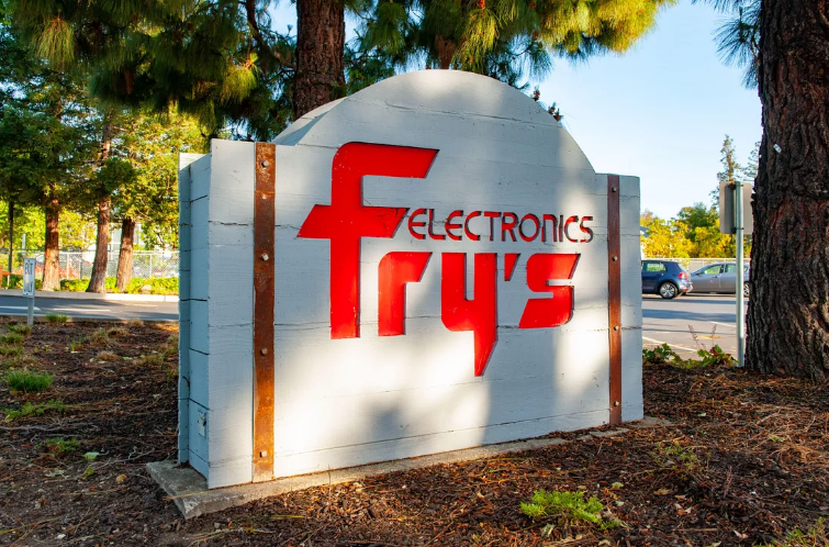 Fry's Electronics closes down permanently