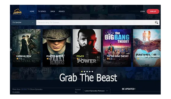 Grab the Beast
