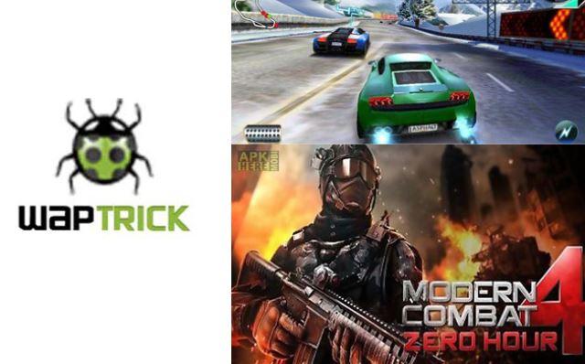 Best Waptrick Games To Download