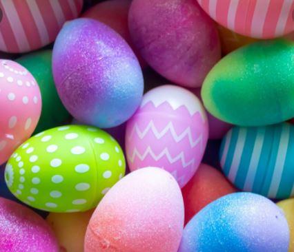 Snapchat Easter Egg Hunt