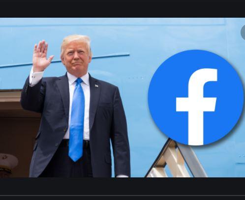 Facebook Bans Donald Trump Again