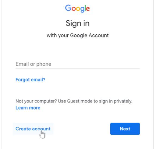 New Gmail Account, Create Email Account Gmail | Gmail Email login