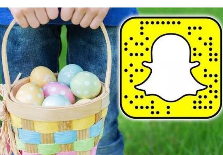 Snapchat Easter Egg Hunt 2021