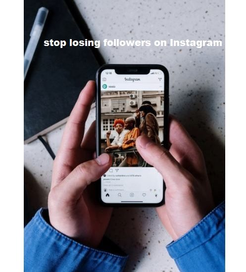 How to stop losing followers on Instagram