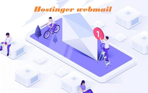 Hostinger webmail