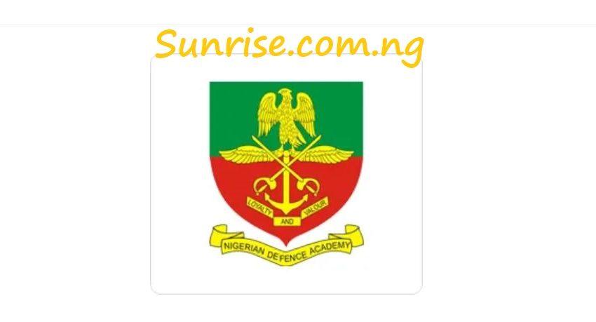 Nigerian Defence Academy (NDA) Entrance Exam Date & Subject Combinations – 73rd Regular Course - 2021/2022