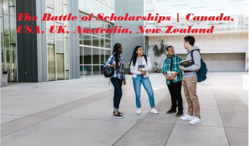 The Battle of Scholarships