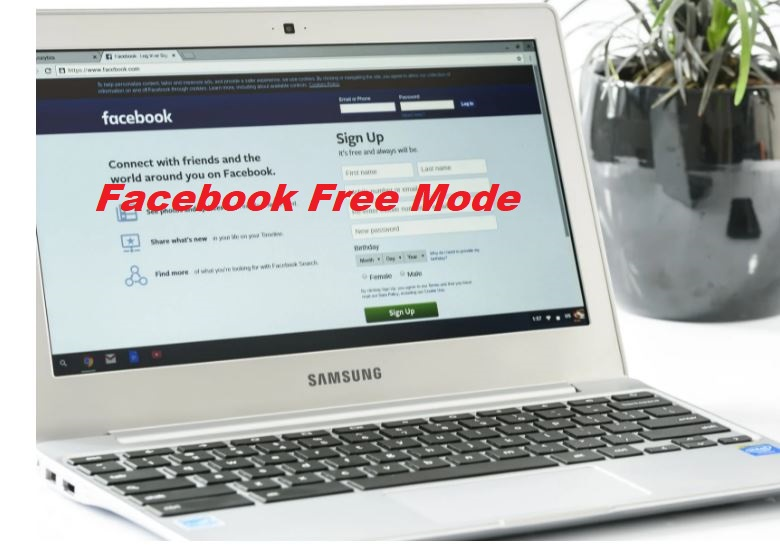 Activate (Enable) Facebook Free Mode