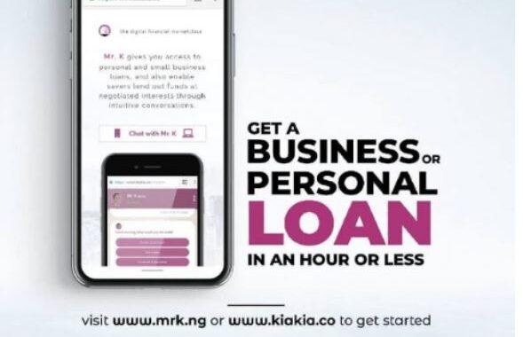Kiakia Loan App